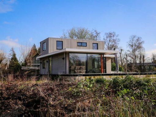 Nieuwbouw zomerwoning Vinkeveen