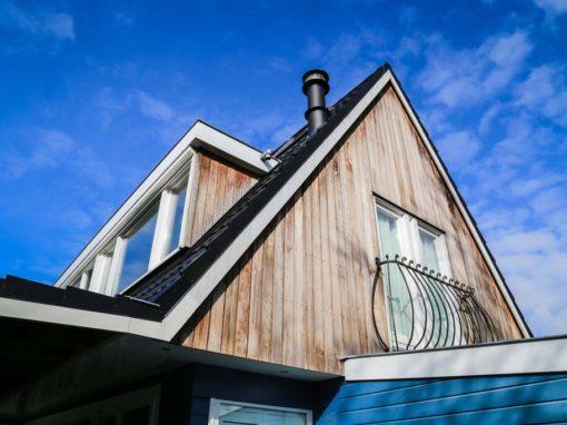 Verbouwing zomerwoning in Vinkeveen
